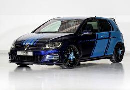 Estagiários da Volks criaram modelo inédito a partir do Golf GTI