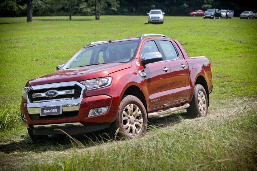 Ford anuncia recall para Ranger