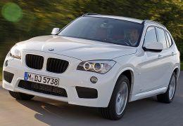 BMW X1 passa por recall por problema no airbag
