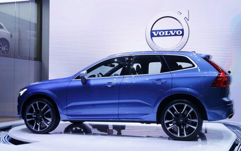 Novo Volvo XC60 vai custar a partir de R$ 235.950