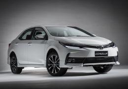 Toyota chama Corolla para recall