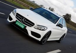 Teste do Mercedes-Benz C 300 Sport