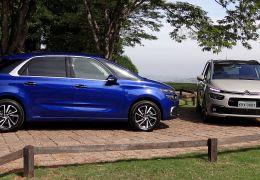 Primeiras impressões dos novos Citroën C4 e Grand C4 Picasso