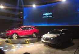 Chevrolet apresenta Equinox no Salão de Buenos Aires