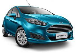 Ford Fiesta ganha nova versão intermediária
