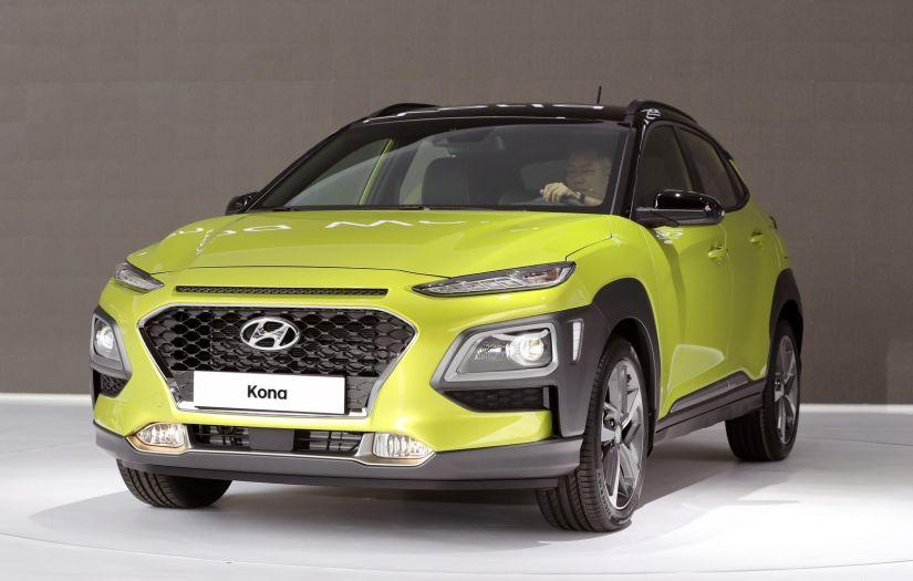 Hyundai apresenta novo SUV compacto