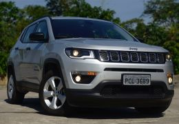 Teste do Jeep Compass Sport