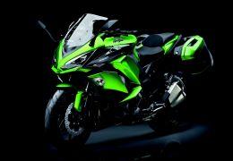Kawasaki apresenta nova linha da Ninja 1000 e Ninja 650