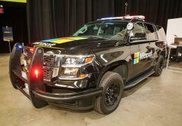 Microsoft apresenta carro futurista para polícia