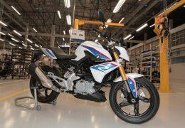 Moto de baixa cilindrada da BMW vai custar R$ 21.900