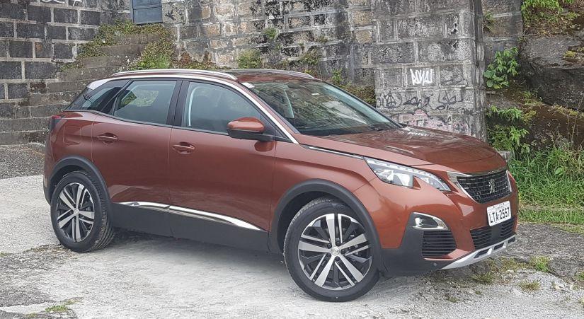 Nova geração do 3008 da Peugeot entra em pré-venda no Brasil