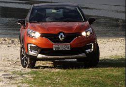 Primeiras impressões do Renault Captur 1.6 com câmbio CVT
