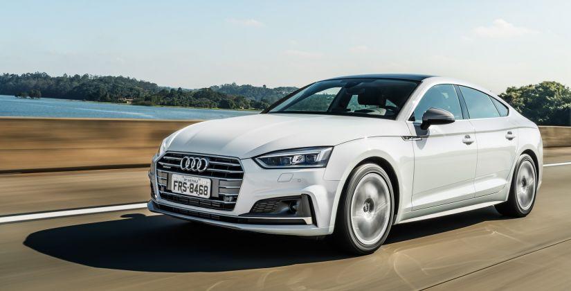 Audi apresenta nova geração do A5 para o mercado brasileiro