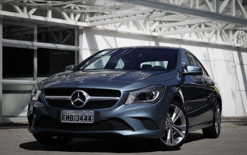 3 modelos da Mercedes-Benz são convocados para recall