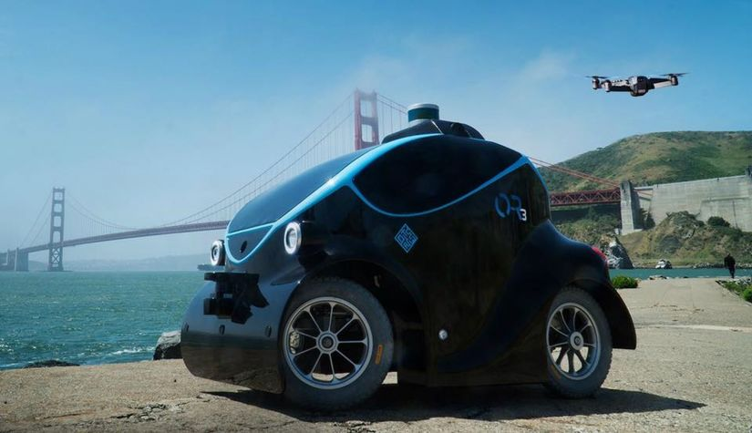 Dubai terá carro autônomo para patrulha