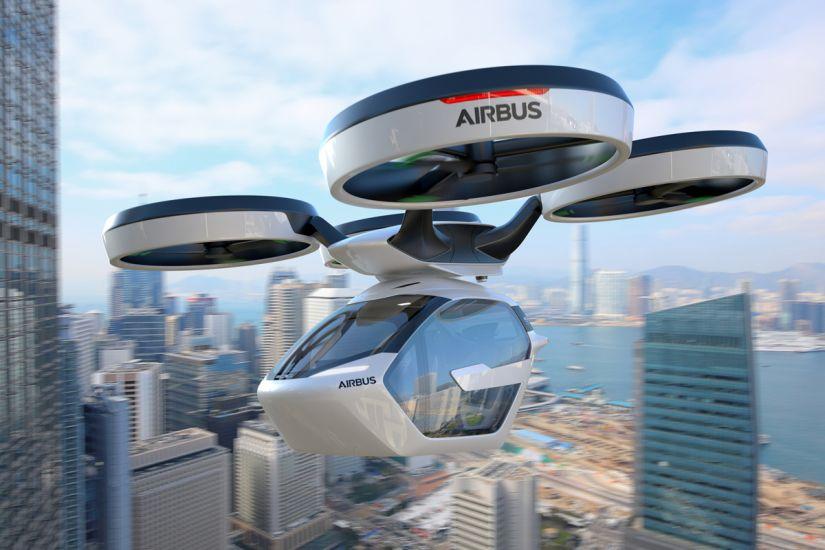 """Empresas esperam lançar primeiros """"carros voadores"""" em até cinco anos"""