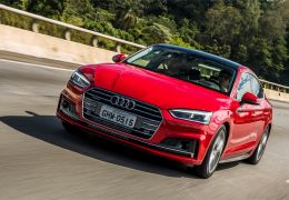 Teste do novo Audi A5 Sportback