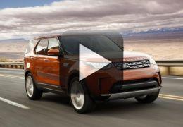Land Rover Discovery oferece experiencia em 360 graus para campanha