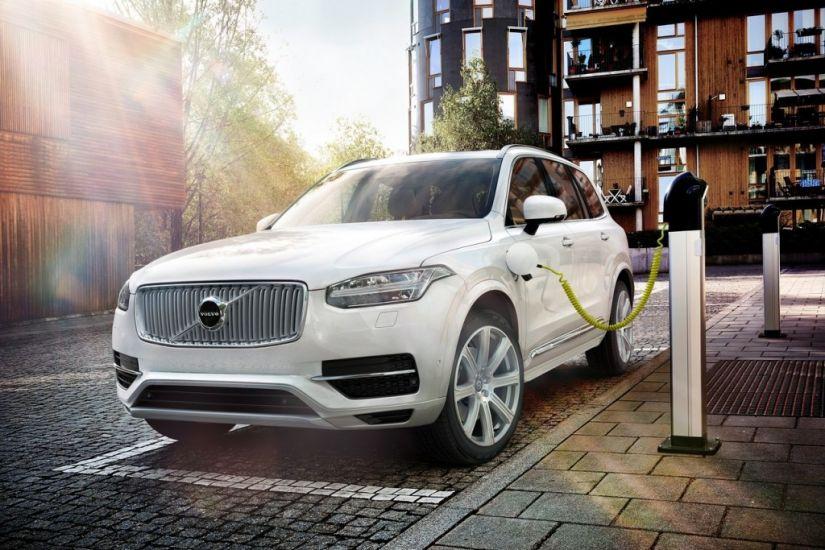 Volvo anuncia que vai produzir somente carros elétricos