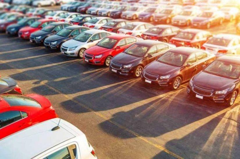 Cresce venda de carros novos no Brasil