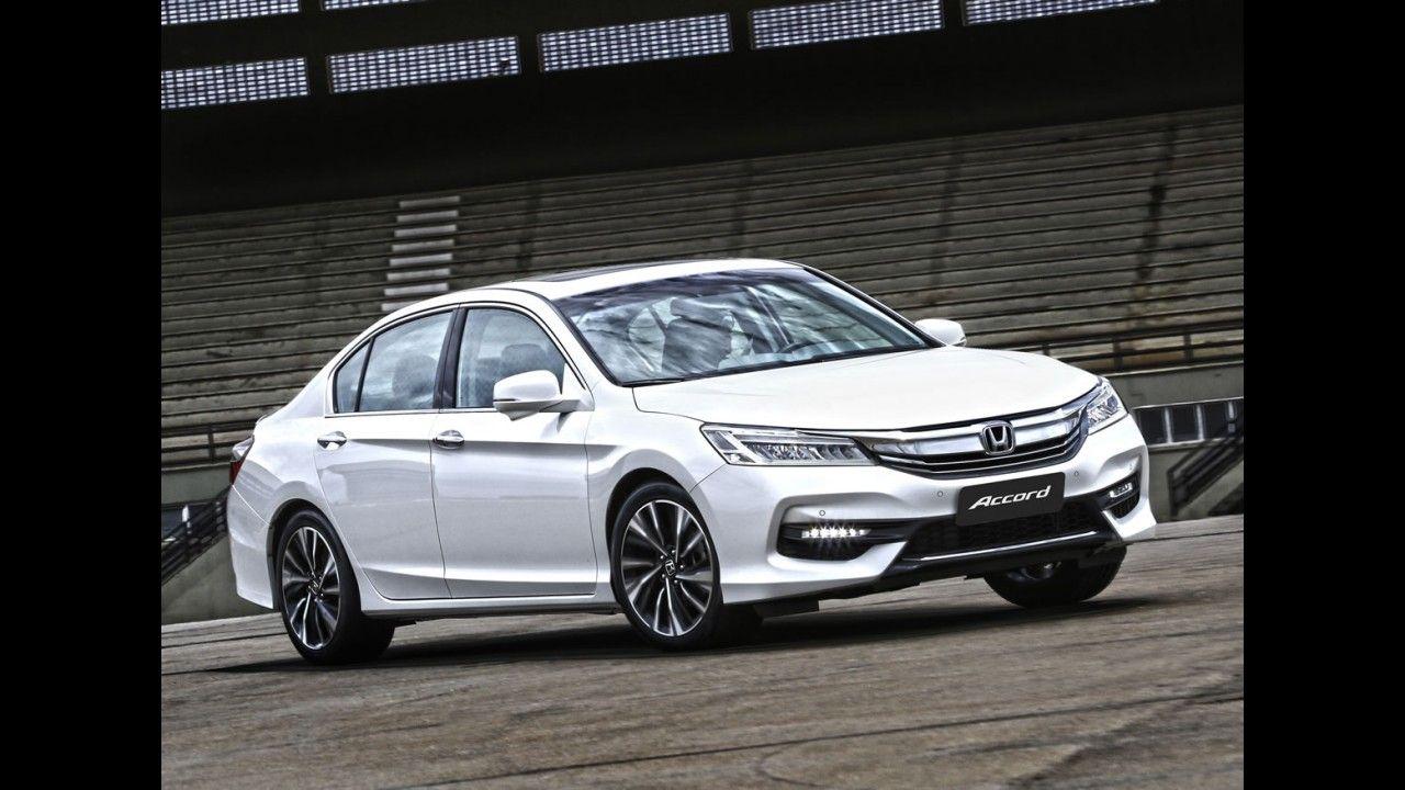 Honda convoca Accord por falha na bateria — Recall