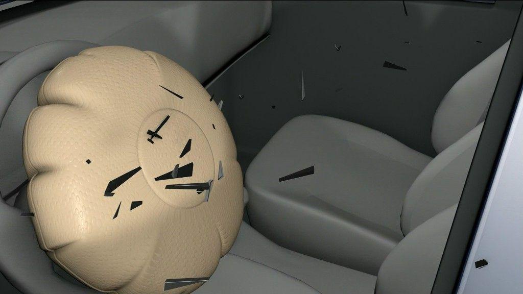 Resultado de imagem para airbag mortais