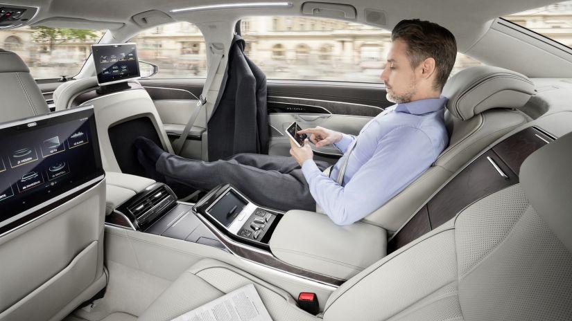 Audi A8 inova com tecnologias autônomas e novos recursos
