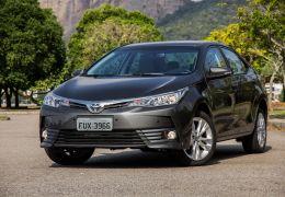 Teste do Toyota Corolla XEi 2018