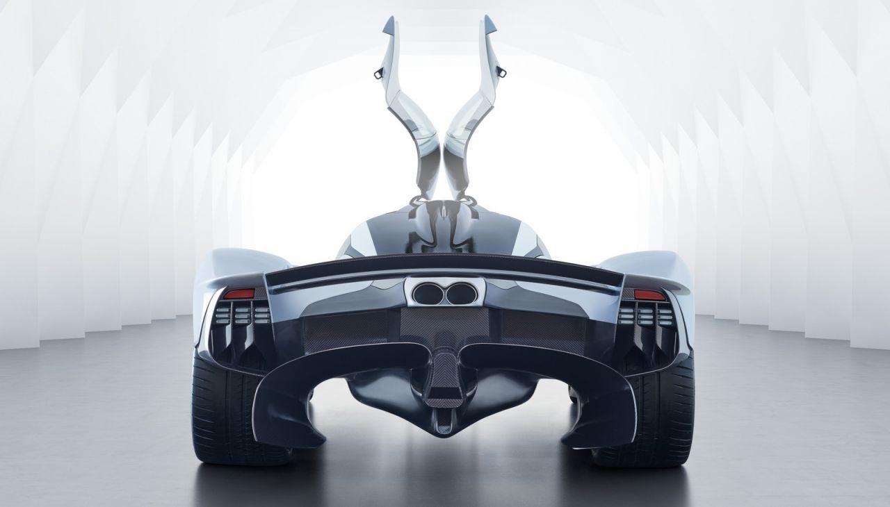 Novas imagens vão deixá-lo de 'água na boca — Aston Martin Valkyrie