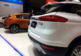 Geely deve voltar a vender carros no Brasil
