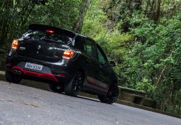 Teste do Renault Sandero RS Racing Spirit