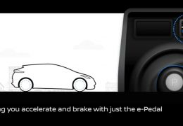 Nissan quer aposentar pedal do freio