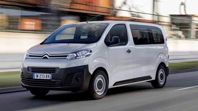 Citroën Jumpy será lançado em outubro