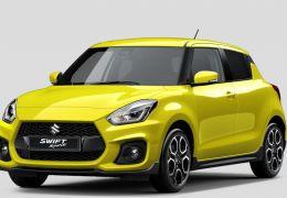 Suzuki revela nova geração do Swift Sport