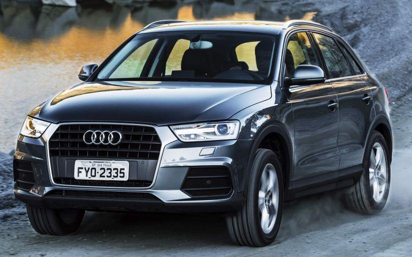 Audi Q3 e RS Q3 são chamados para recall no Brasil