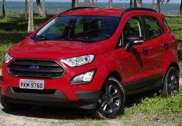 Primeiras impressões do Ford EcoSport 2018
