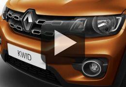Renault destaca resistência do novo Kwid em vídeo