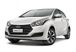 Hyundai lança edição comemorativa do HB20 e HB20S