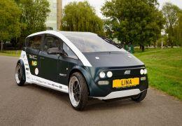 Conheça o carro biodegradável criado por estudantes holandeses