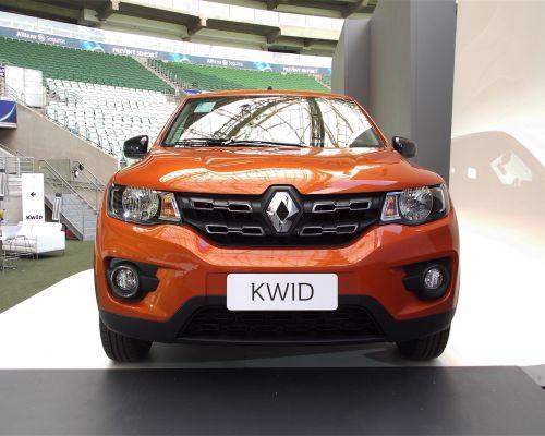 Teste do Renault Kwid