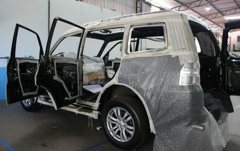 Governo muda regras de blindagem de carros no Brasil
