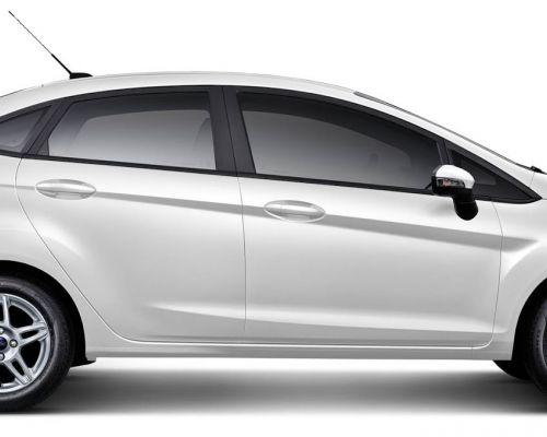 Ford confirma sistema Sync 3 no Fiesta Sedan