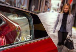GM quer competir com Lyft e Uber no mercado de transporte por aplicativo