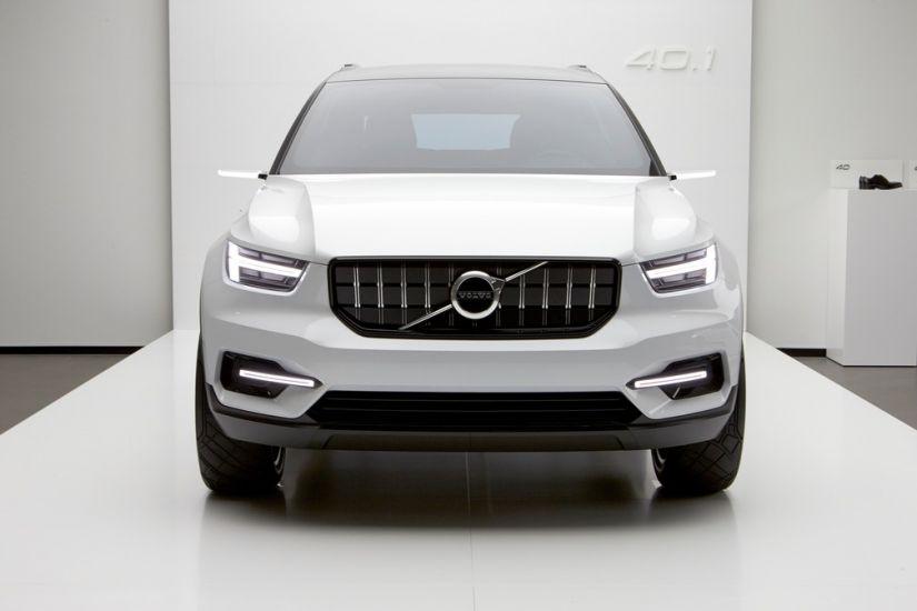 Volvo confirma lançamento do XC40 no Brasil