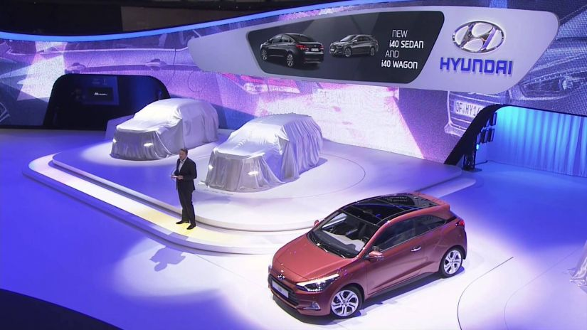 Hyundai quer competir com Tesla