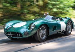 Carro da Aston Martin é leiloado por R$ 71 milhões e bate recorde