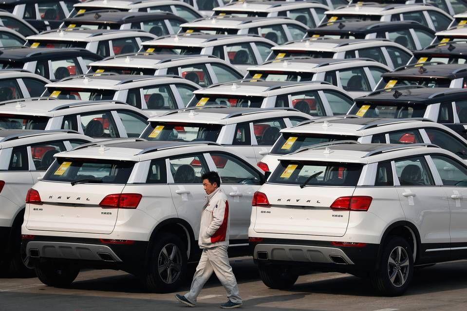Montadora chinesa quer comprar a Jeep da Fiat Chrysler