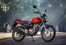 Honda CG 160 2018 será vendida por preços que partem de R$ 7.990,00