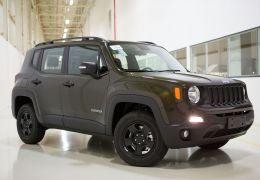 Jeep confirma lançamento de novas versões do Renegade 2018