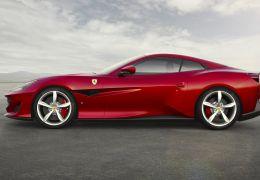 """Ferrari divulga imagens do novo """"Portofino"""""""